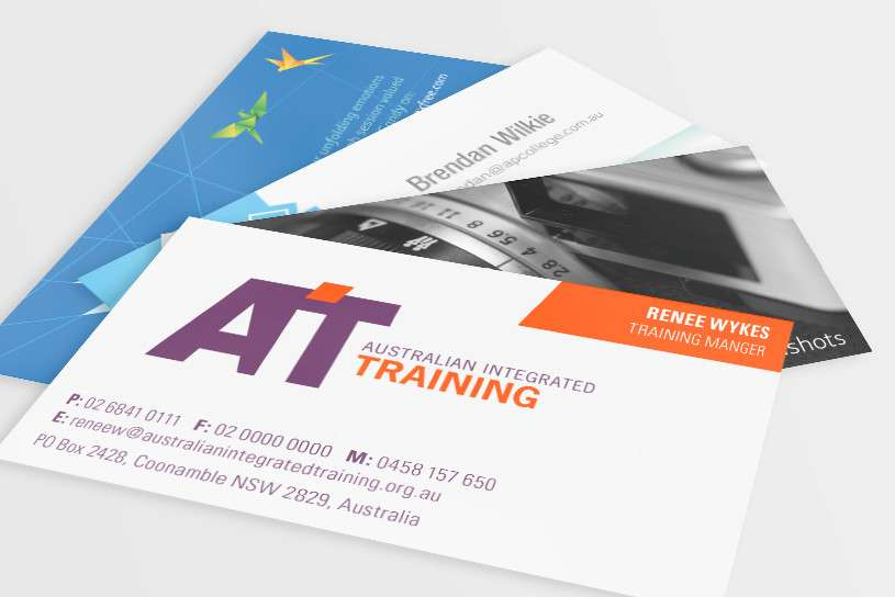 Business card branding review for free talk digital branding business cards reheart Images