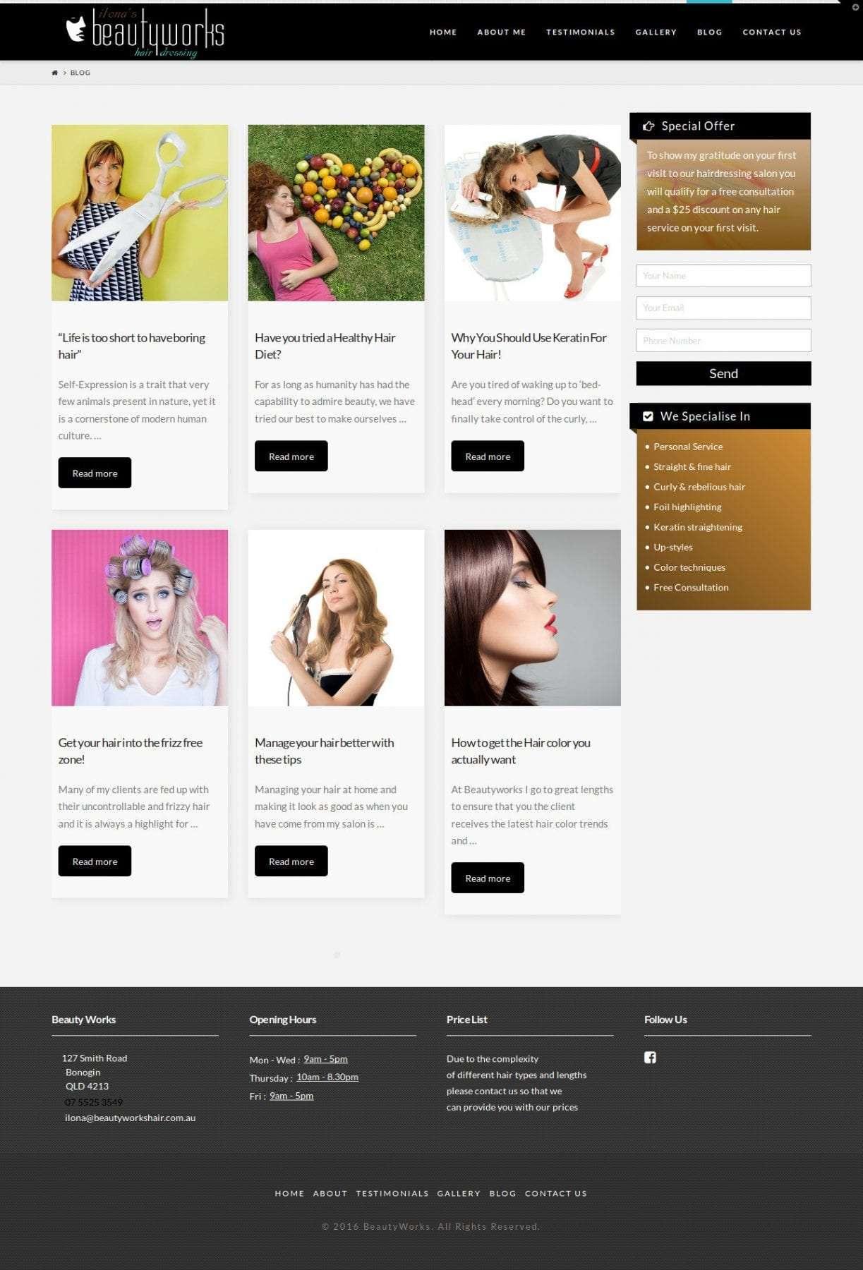 Beautyworks Blogs
