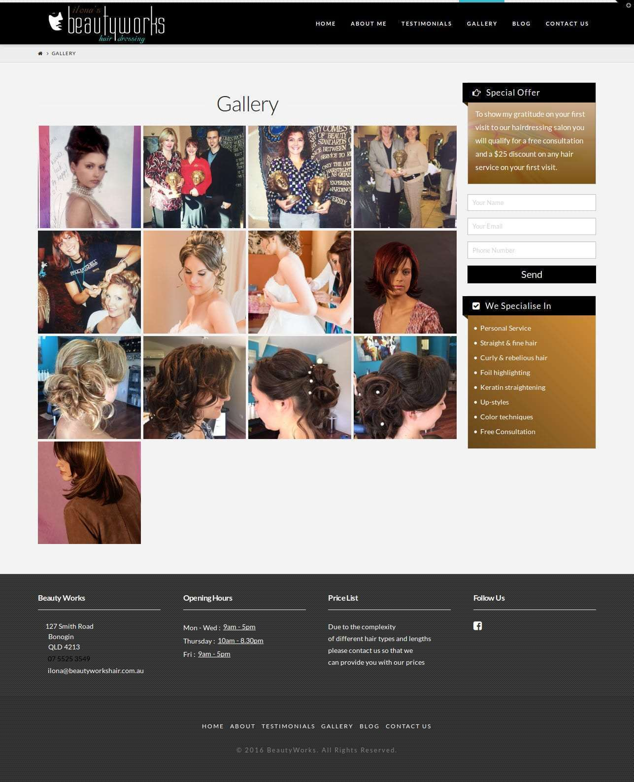 Beautyworks Gallery