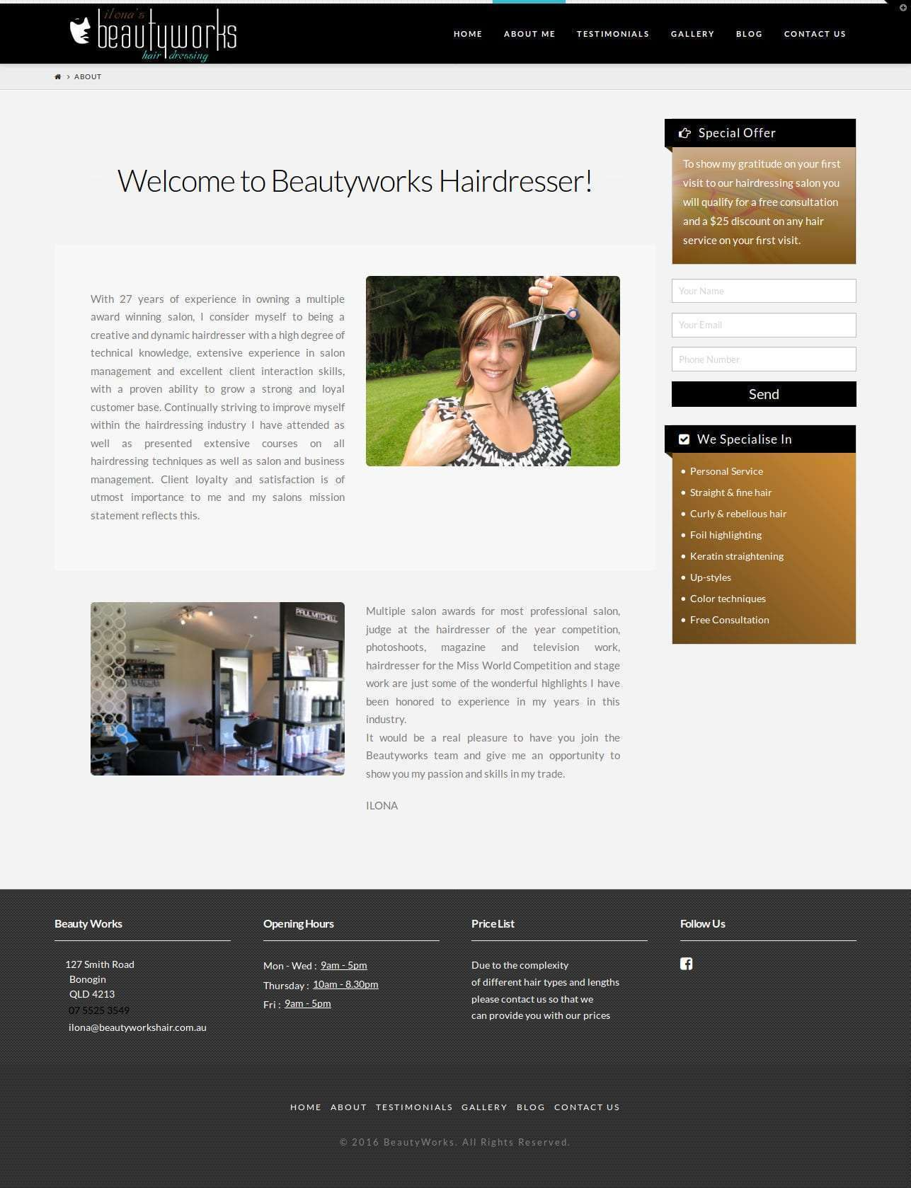 Beautyworks About Us